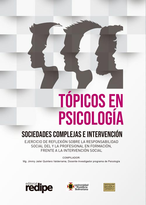 Tópicos en psicología. Sociedades complejas e intervención
